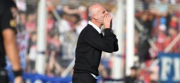 Coloccini fue claro con la intención del equipo pensando en la vuelta: